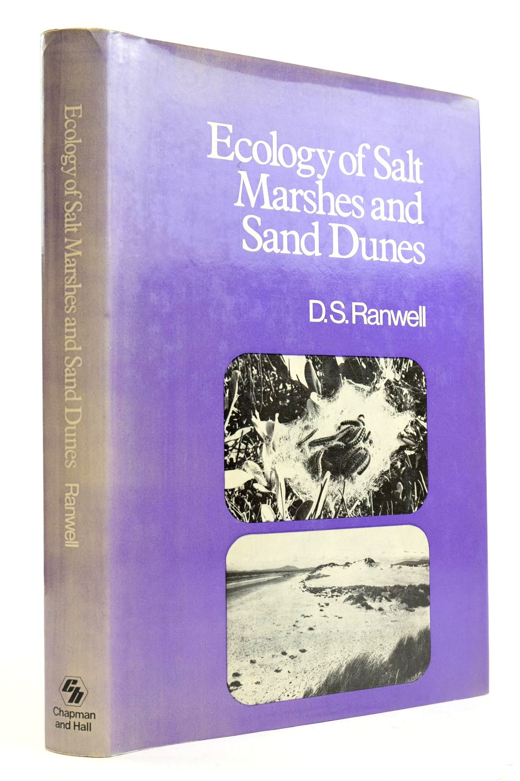 Photo of ECOLOGY OF SALT MARSHES AND SAND DUNES written by Ranwell, D.S published by Chapman & Hall (STOCK CODE: 2132736)  for sale by Stella & Rose's Books