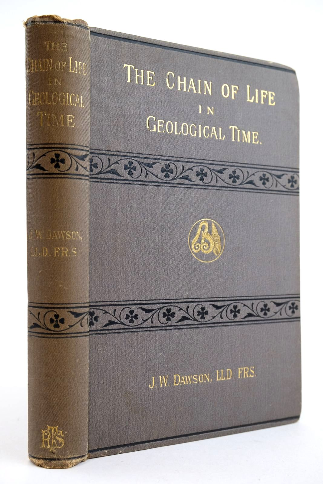 Photo of THE CHAIN OF LIFE IN GEOLOGICAL TIME- Stock Number: 2132740