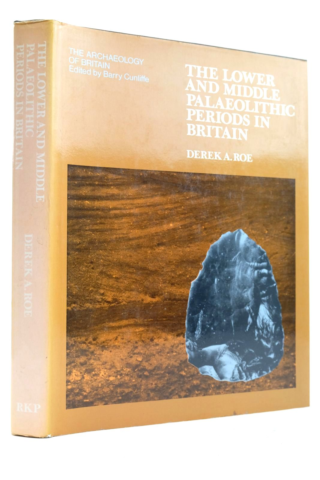 Photo of THE LOWER AND MIDDLE PALAEOLITHIC PERIODS IN BRITAIN- Stock Number: 2132743