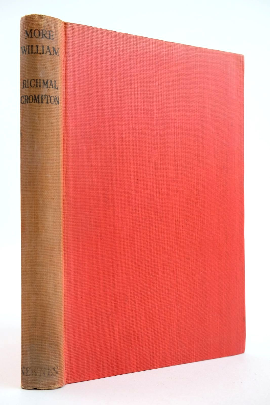 Photo of MORE WILLIAM written by Crompton, Richmal illustrated by Henry, Thomas published by George Newnes Limited (STOCK CODE: 2132746)  for sale by Stella & Rose's Books