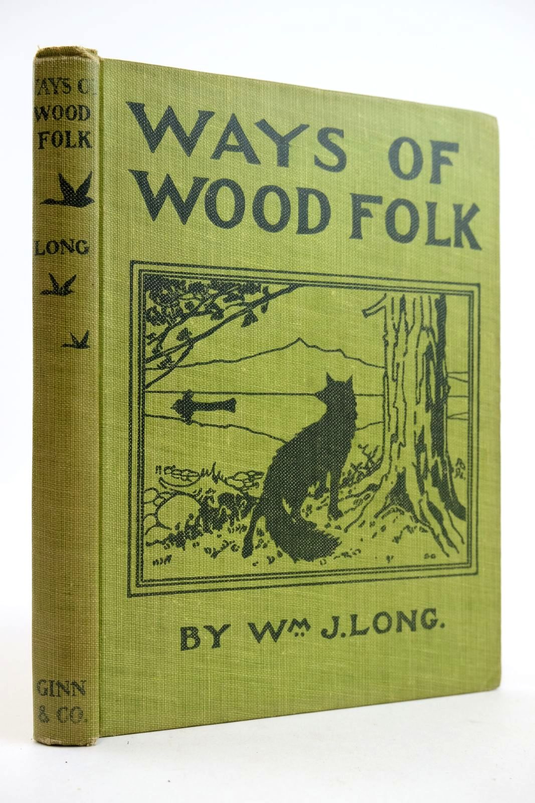 Photo of WAYS OF WOOD FOLK- Stock Number: 2132749