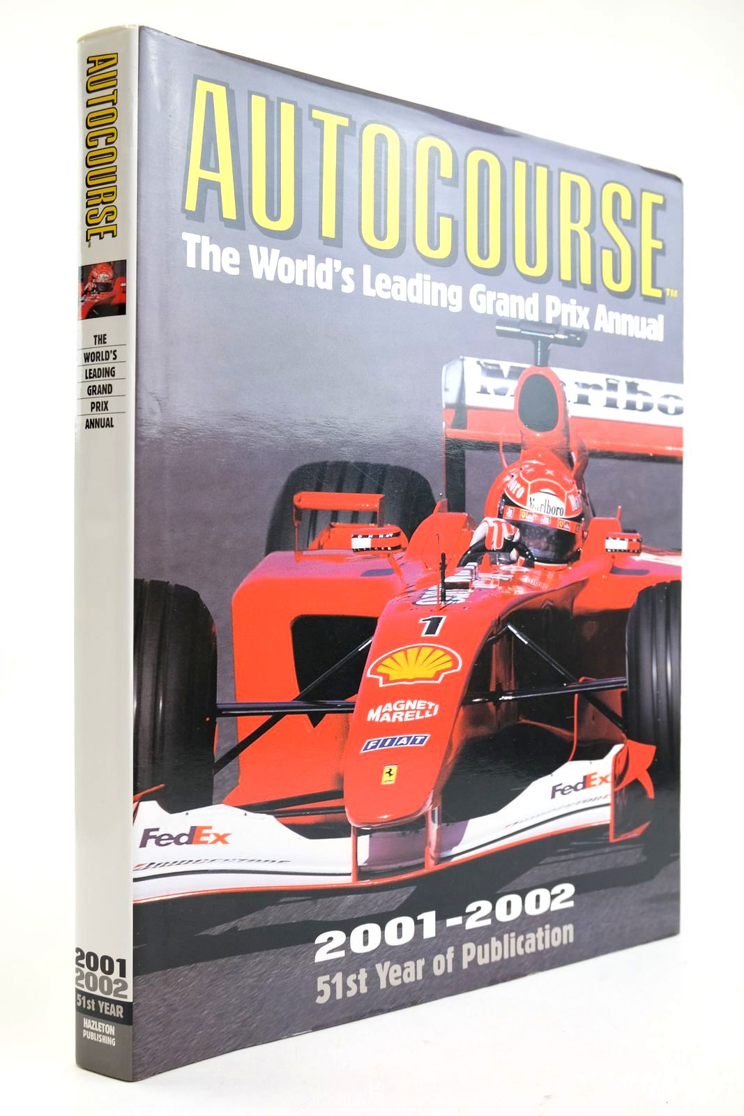 Photo of AUTOCOURSE 2001-2002- Stock Number: 2132753