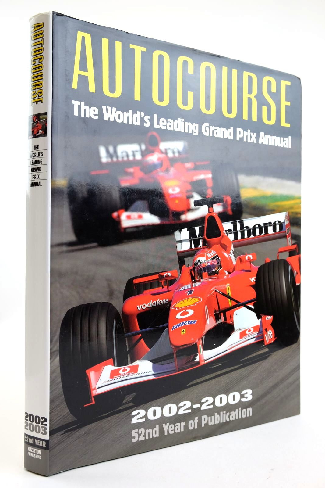 Photo of AUTOCOURSE 2002-2003- Stock Number: 2132754