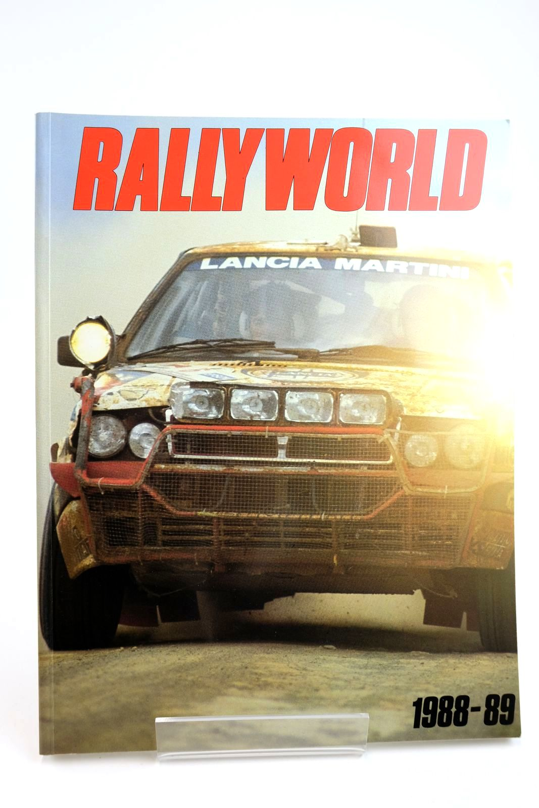 Photo of RALLYWORLD 1988-89 published by Tudor Publications (STOCK CODE: 2132757)  for sale by Stella & Rose's Books