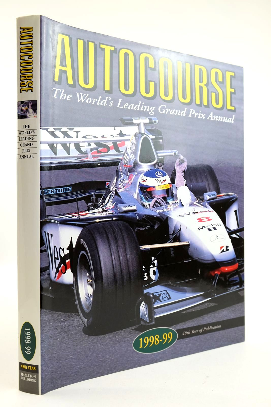 Photo of AUTOCOURSE 1998-99- Stock Number: 2132760