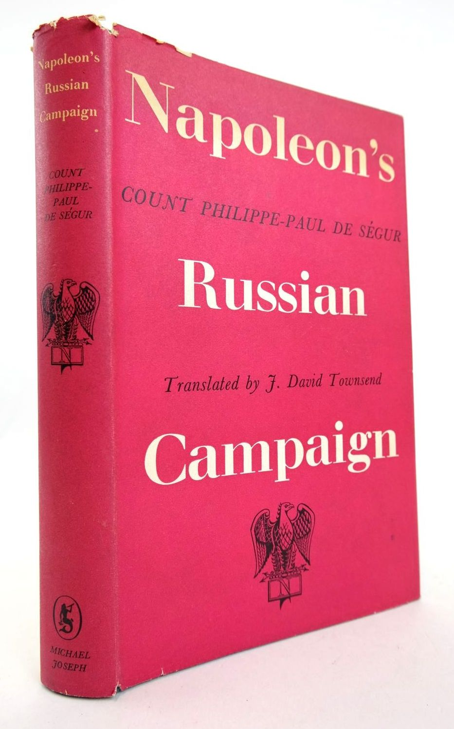 Photo of NAPOLEON'S RUSSIAN CAMPAIGN- Stock Number: 2132774