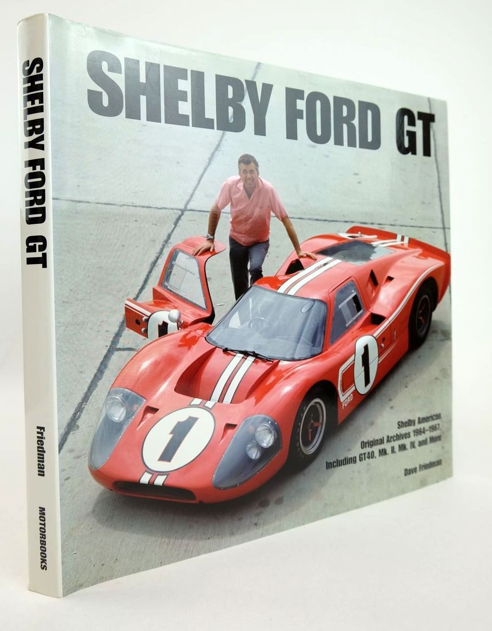 Photo of SHELBY FORD GT- Stock Number: 2132780