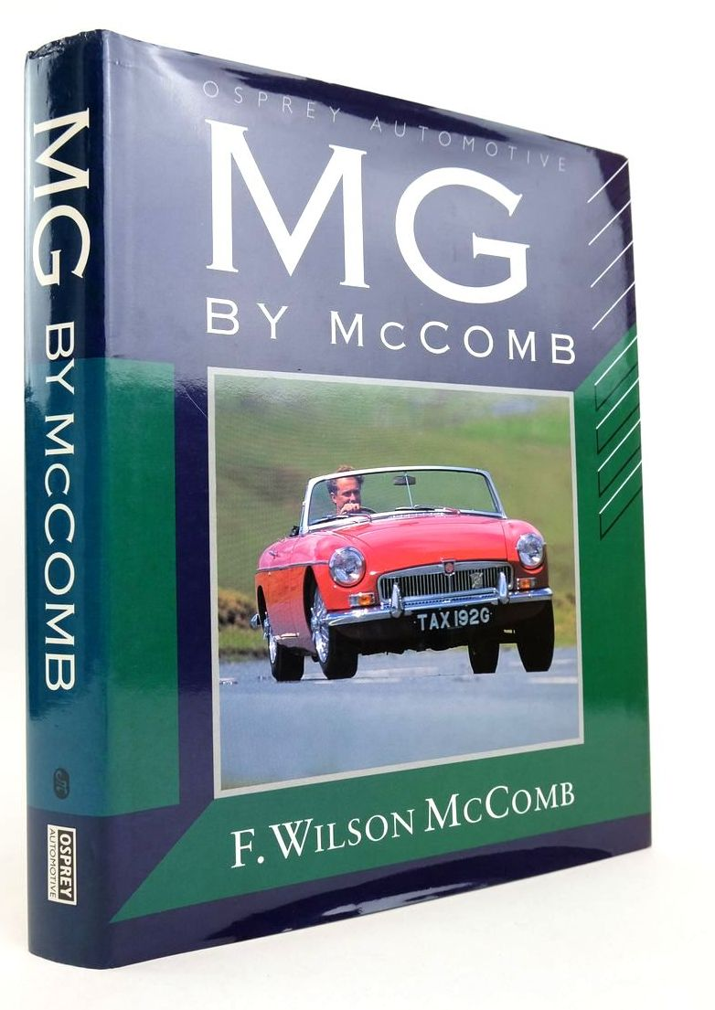 Photo of MG written by McComb, F. Wilson published by Osprey Publishing (STOCK CODE: 2132784)  for sale by Stella & Rose's Books