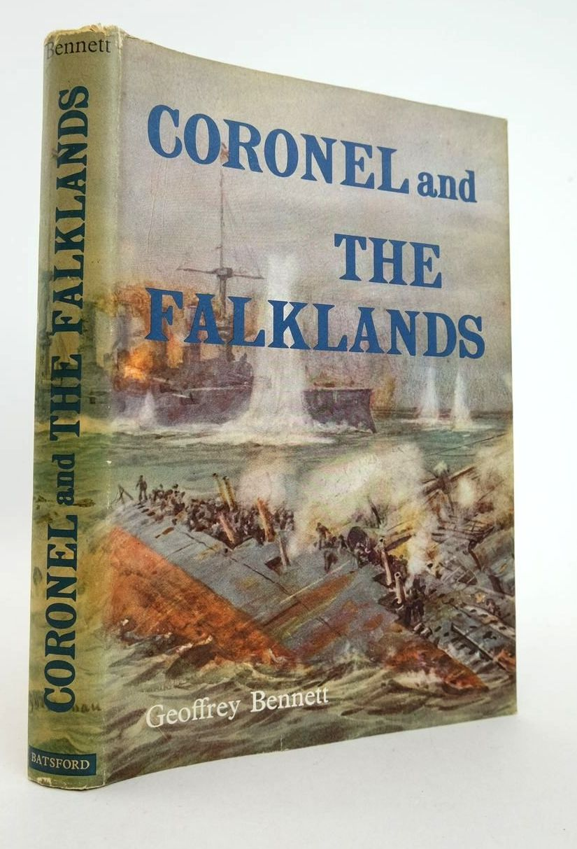 Photo of CORONEL AND THE FALKLANDS written by Bennett, Geoffrey published by B.T. Batsford Ltd. (STOCK CODE: 2132794)  for sale by Stella & Rose's Books