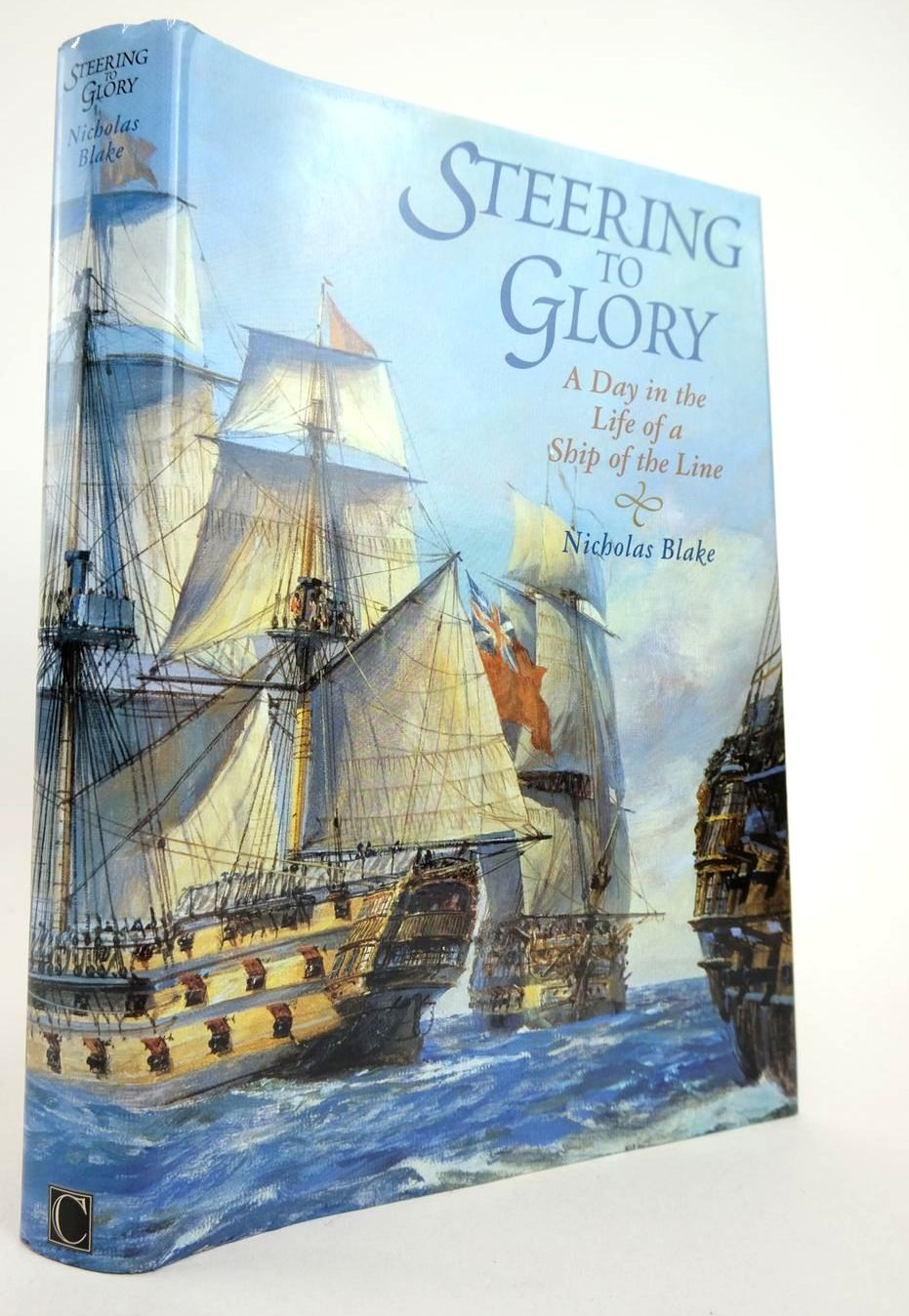 Photo of STEERING TO GLORY written by Blake, Nicholas published by Chatham Publishing (STOCK CODE: 2132796)  for sale by Stella & Rose's Books