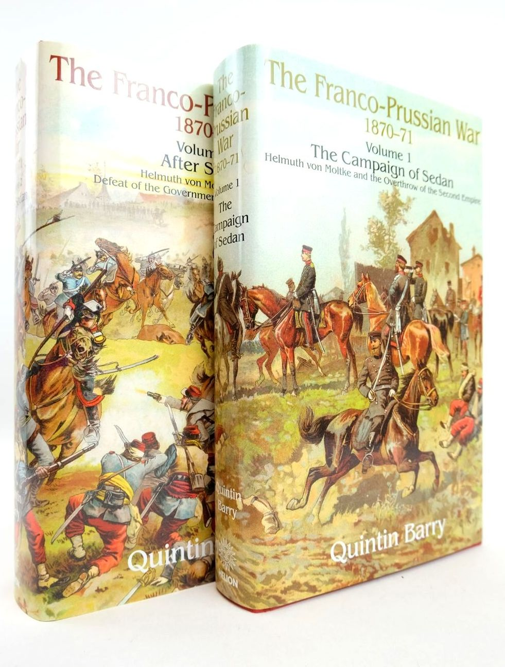 Photo of THE FRANCO-PRUSSIAN WAR 1870-71 (2 VOLUMES)- Stock Number: 2132799