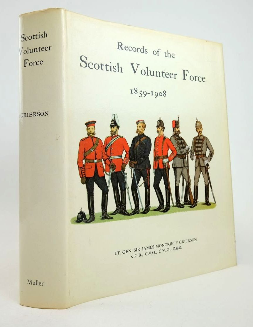 Photo of RECORDS OF THE SCOTTISH VOLUNTEER FORCE 1859-1908- Stock Number: 2132805