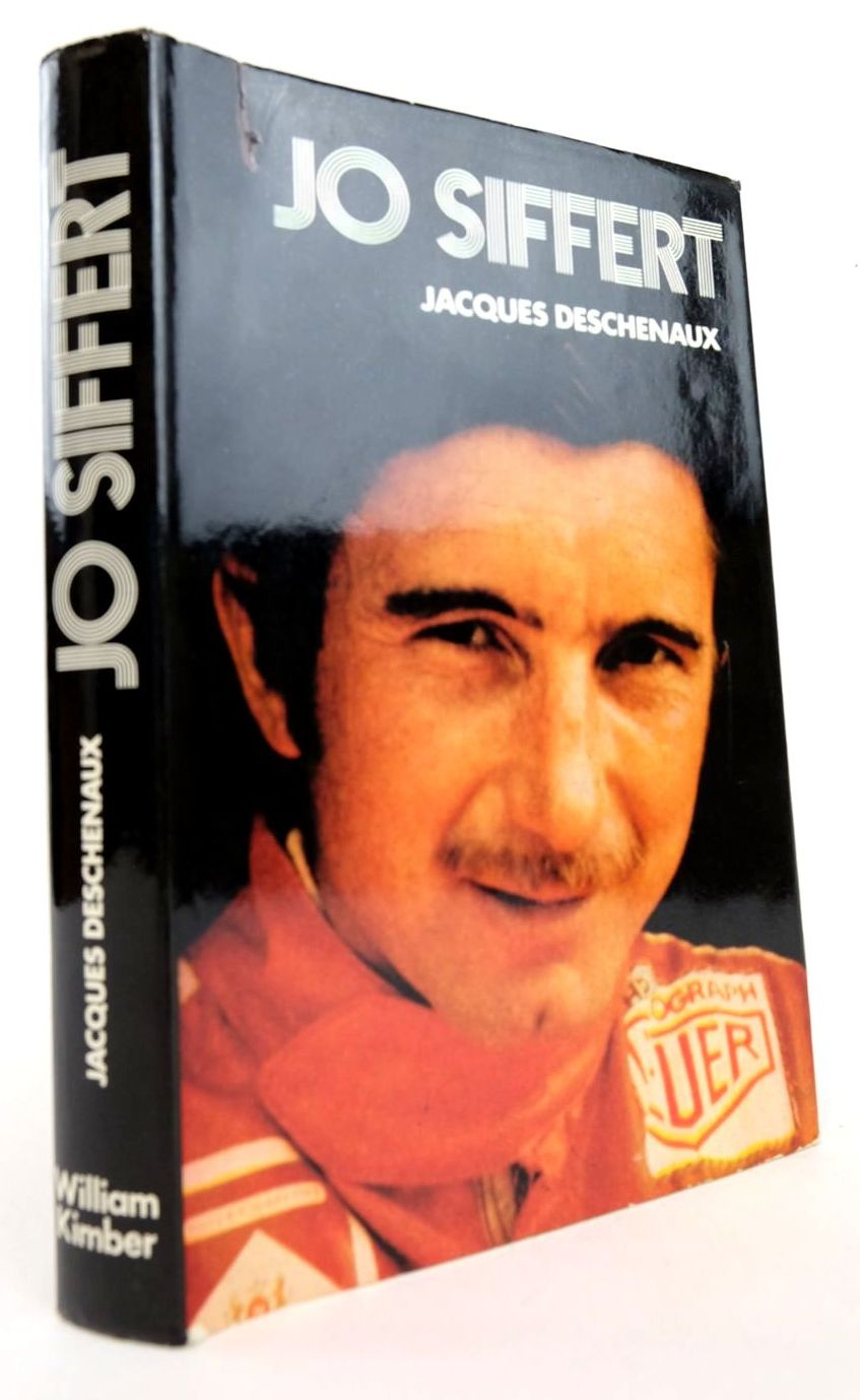 Photo of JO SIFFERT written by Deschenaux, Jacques published by William Kimber (STOCK CODE: 2132807)  for sale by Stella & Rose's Books