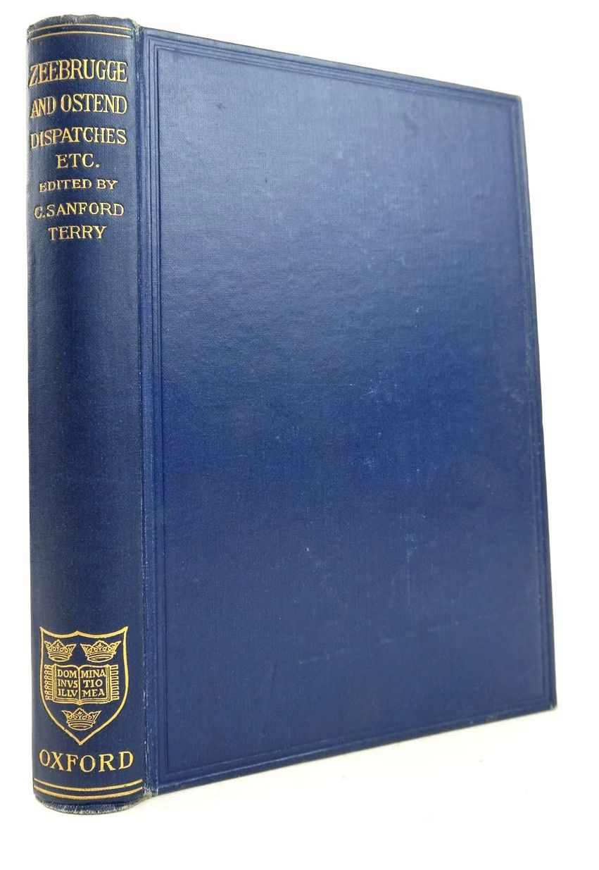 Photo of OSTEND AND ZEEBRUGGE written by Keyes, Roger Terry, Charles Sanford published by Oxford University Press (STOCK CODE: 2132808)  for sale by Stella & Rose's Books