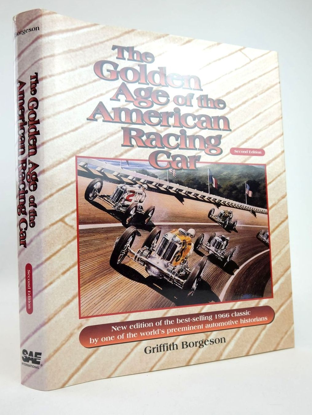 Photo of THE GOLDEN AGE OF THE AMERICAN RACING CAR- Stock Number: 2132817