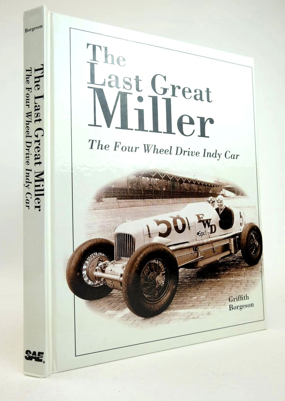 Photo of THE LAST GREAT MILLER THE FOUR WHEEL DRIVE INDY CAR- Stock Number: 2132818
