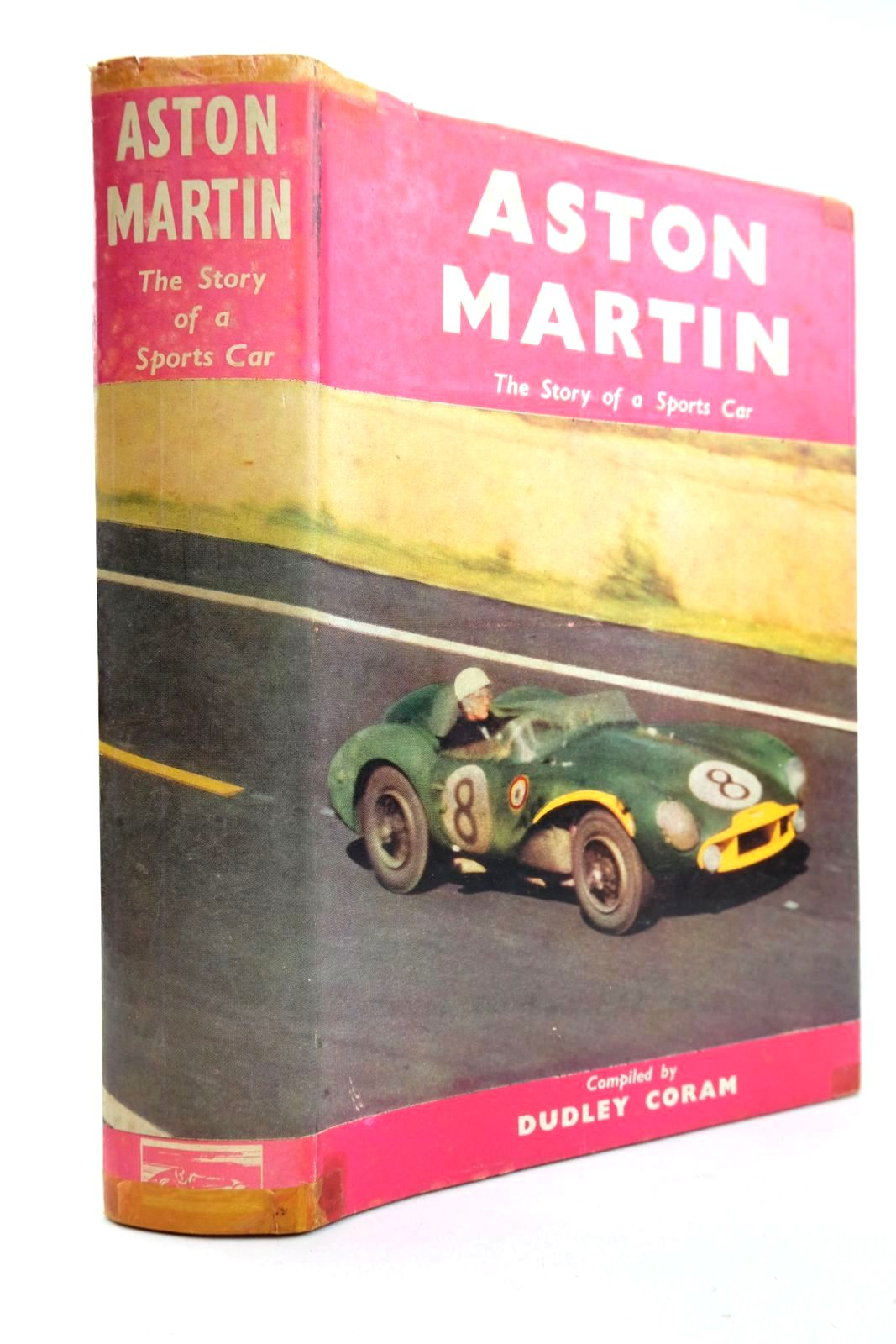 Photo of ASTON MARTIN THE STORY OF A SPORTS CAR written by Coram, Dudley Hunter, Inman Ellis, F.E. published by Motor Racing Publications Ltd. (STOCK CODE: 2132820)  for sale by Stella & Rose's Books