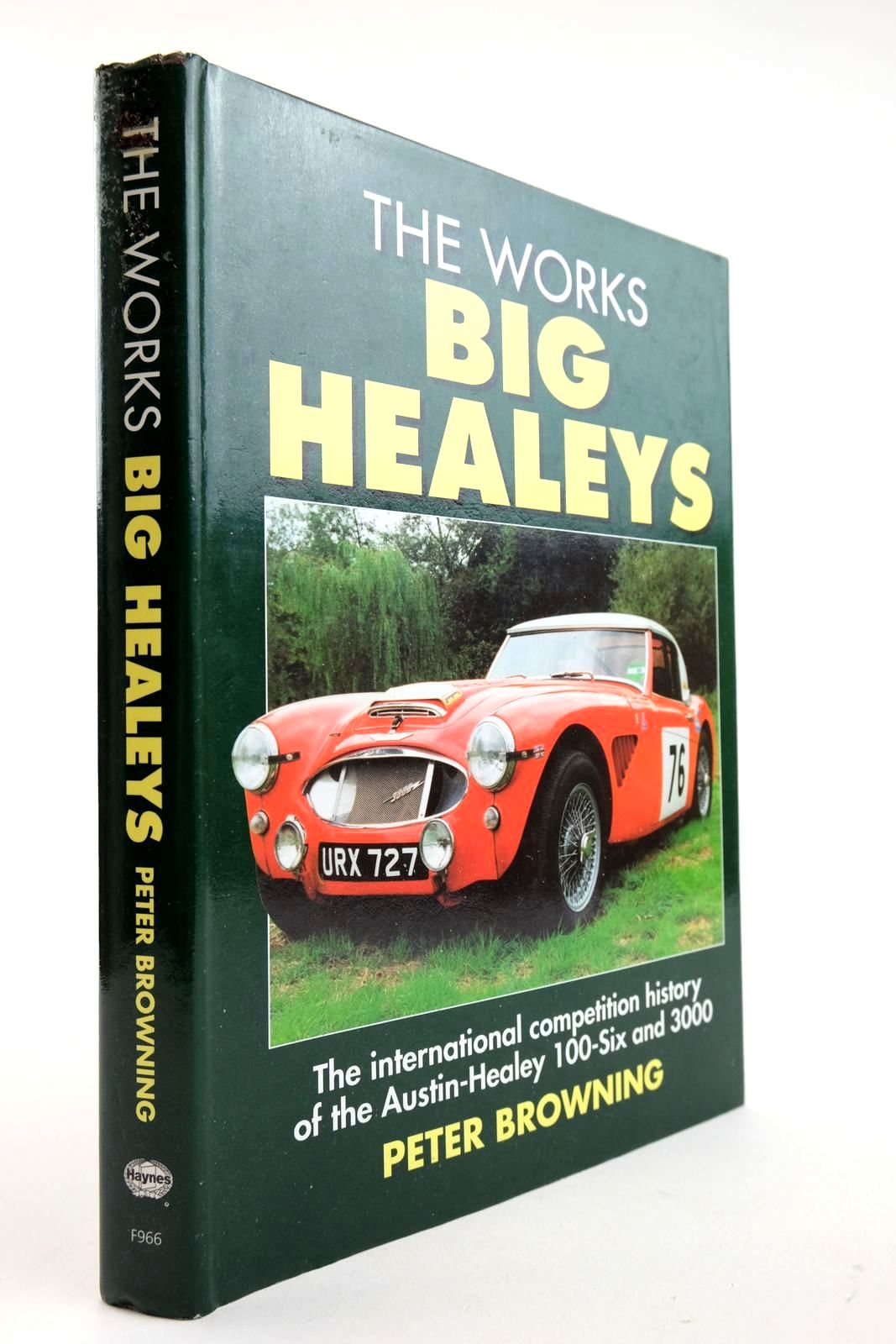 Photo of THE WORKS BIG HEALEYS- Stock Number: 2132821