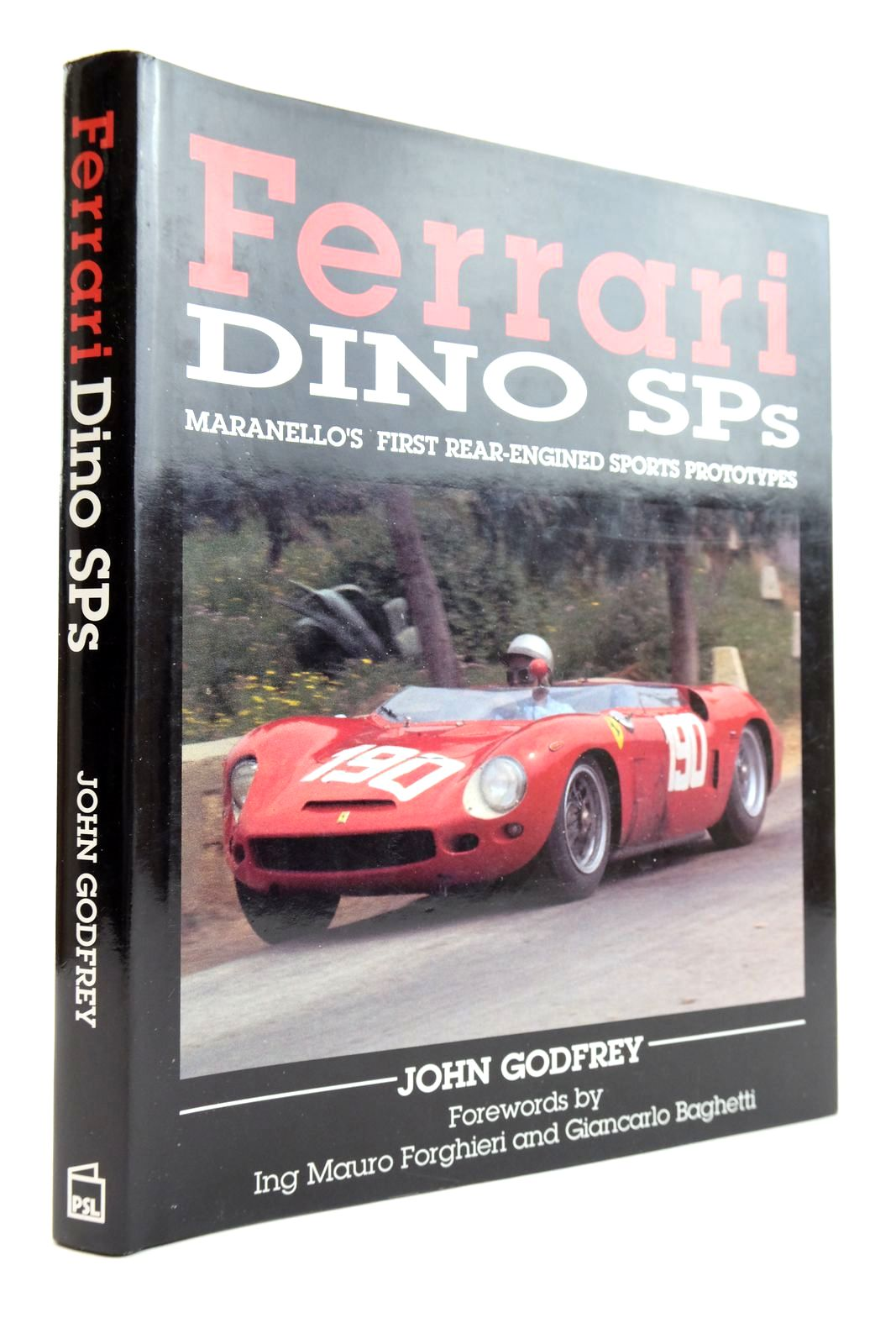 Photo of FERRARI DINO SPS written by Godfrey, John published by Patrick Stephens Limited (STOCK CODE: 2132822)  for sale by Stella & Rose's Books