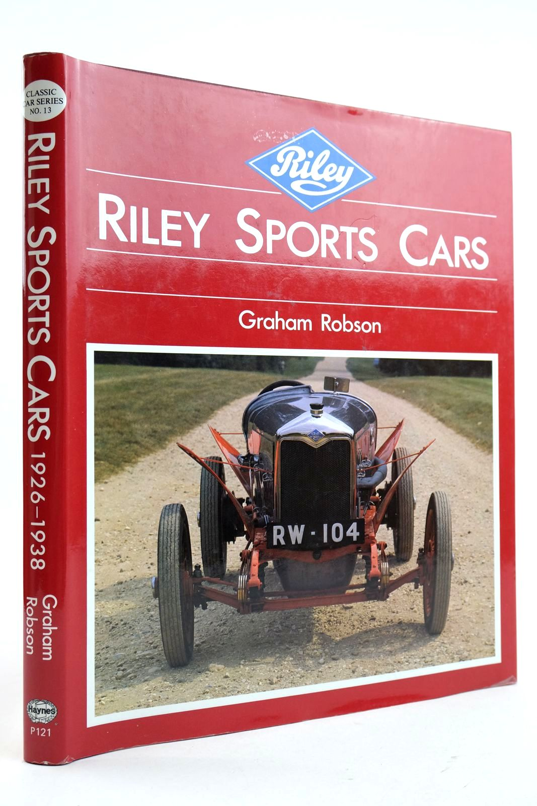 Photo of RILEY SPORTS CARS 1926-1938 written by Robson, Graham published by The Oxford Illustrated Press (STOCK CODE: 2132826)  for sale by Stella & Rose's Books