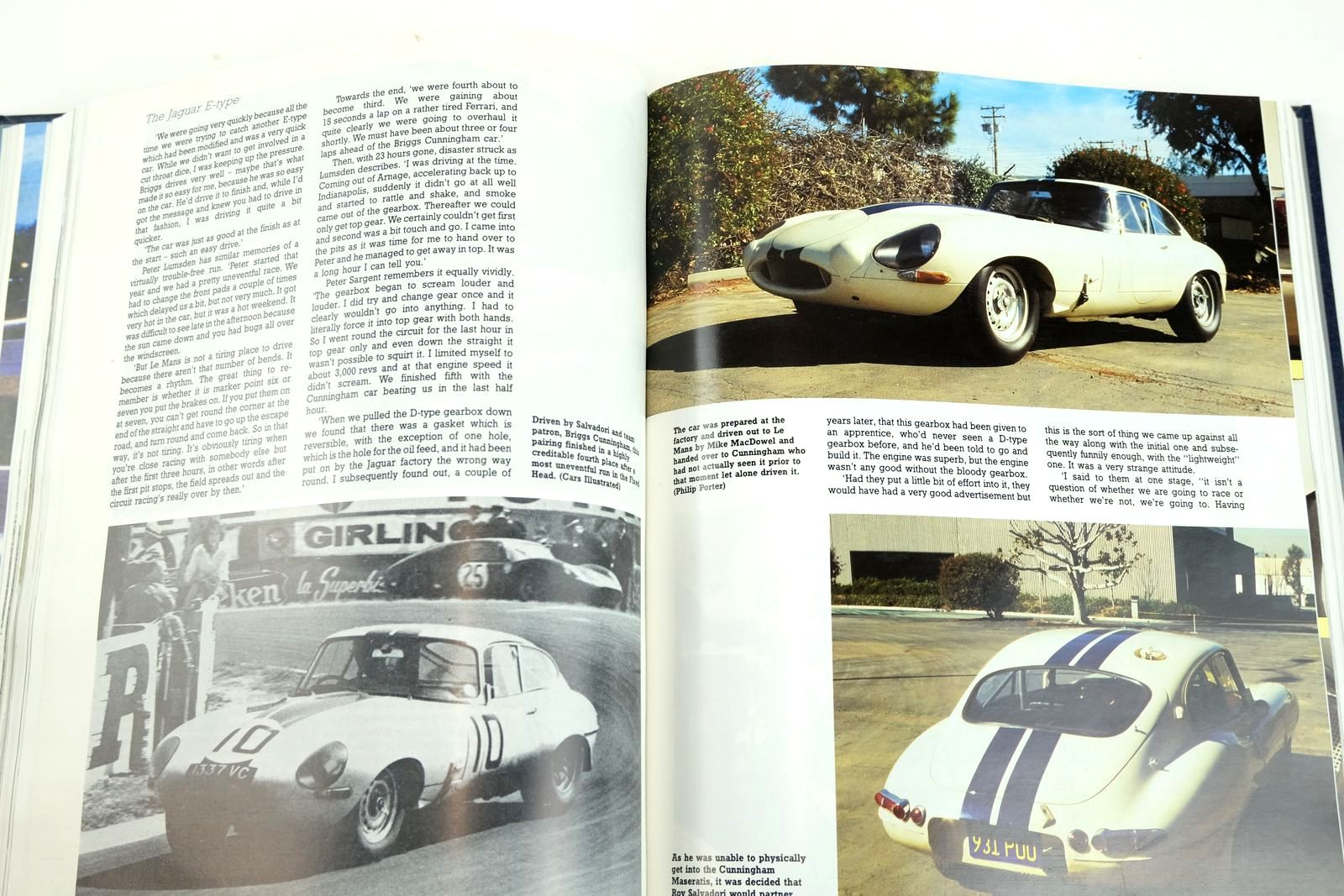 Photo of JAGUAR E-TYPE THE DEFINITIVE HISTORY written by Porter, Philip published by Haynes (STOCK CODE: 2132828)  for sale by Stella & Rose's Books