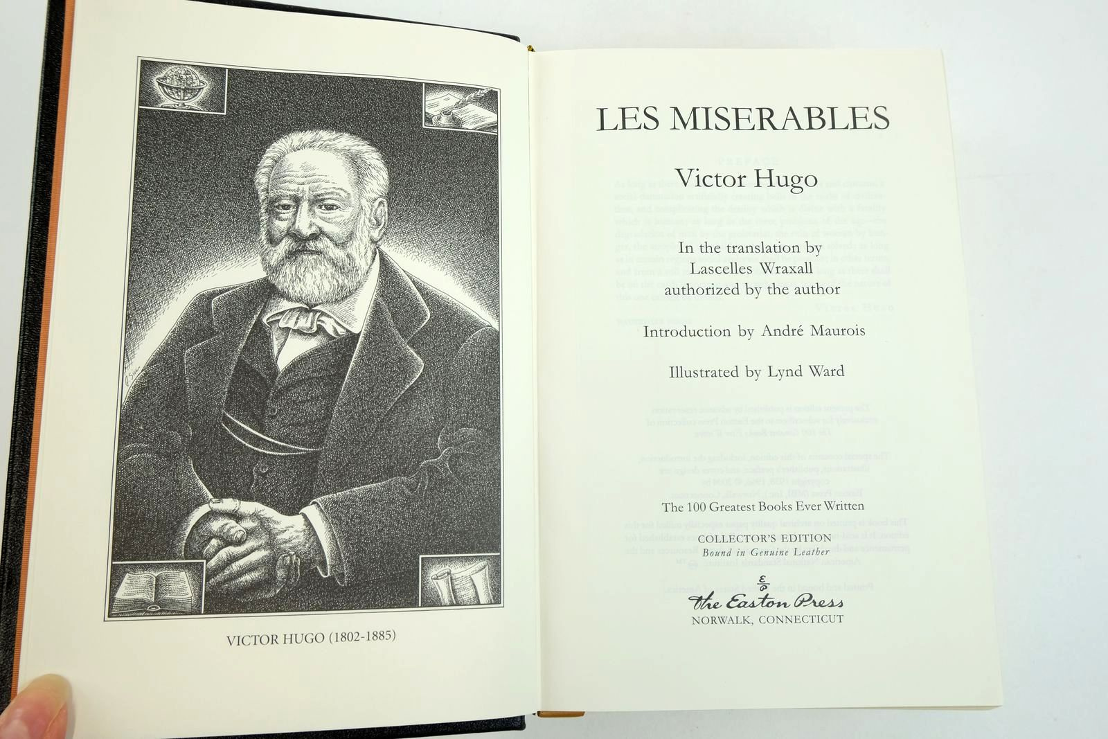 Photo of LES MISERABLES written by Hugo, Victor