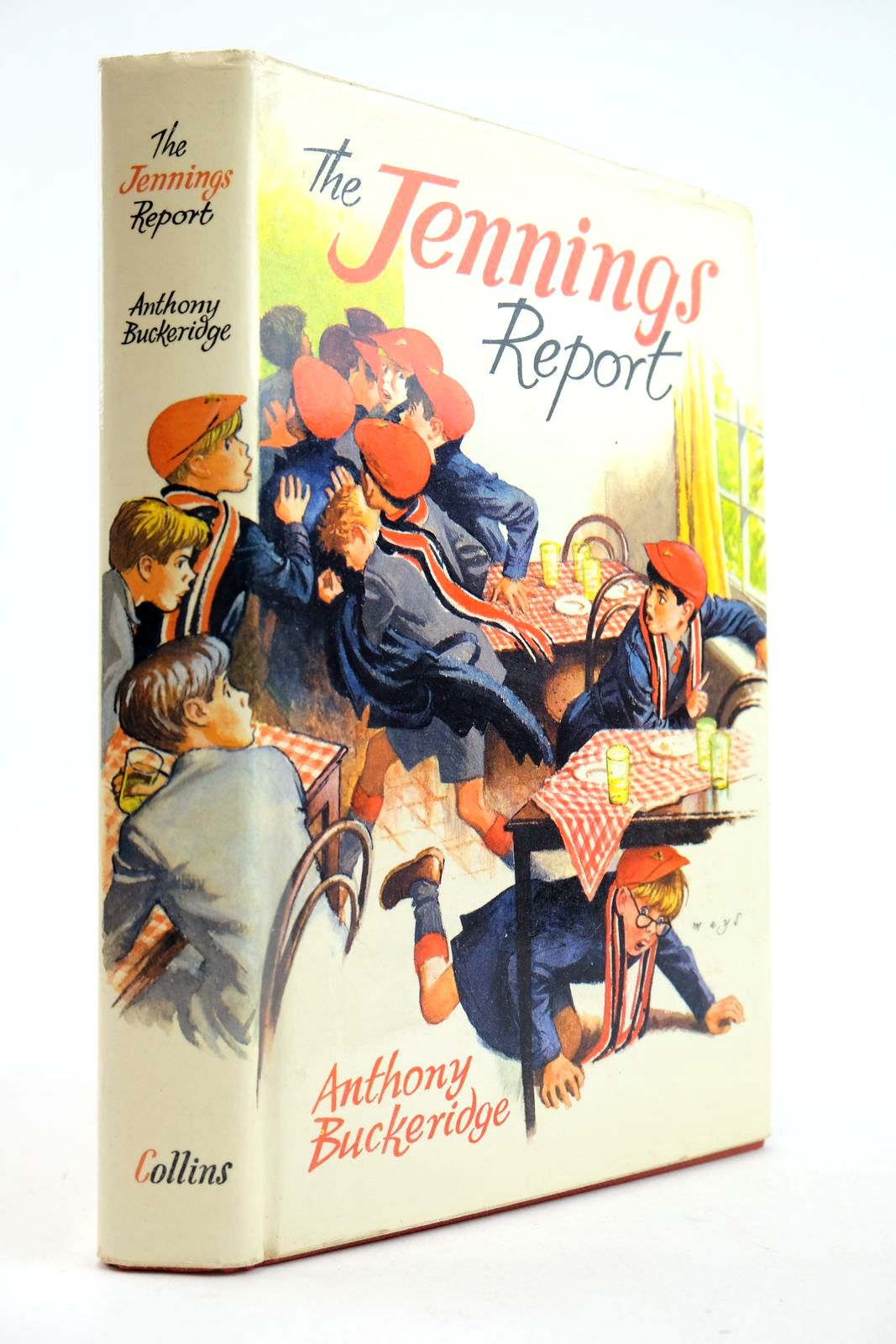 Photo of THE JENNINGS REPORT- Stock Number: 2132832
