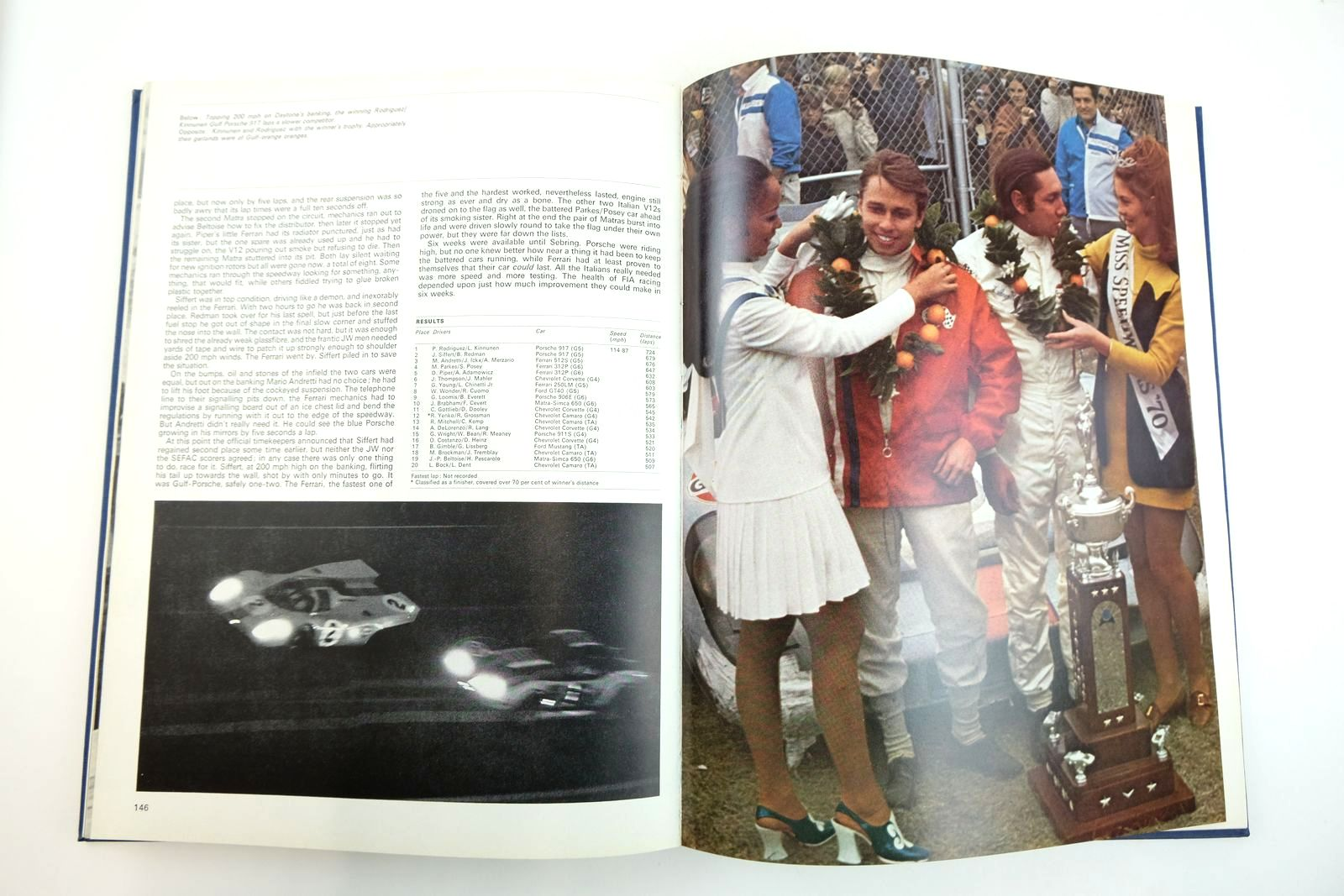 Photo of AUTOCOURSE 1970-71 written by Phipps, David published by The Haymarket Press (STOCK CODE: 2132839)  for sale by Stella & Rose's Books