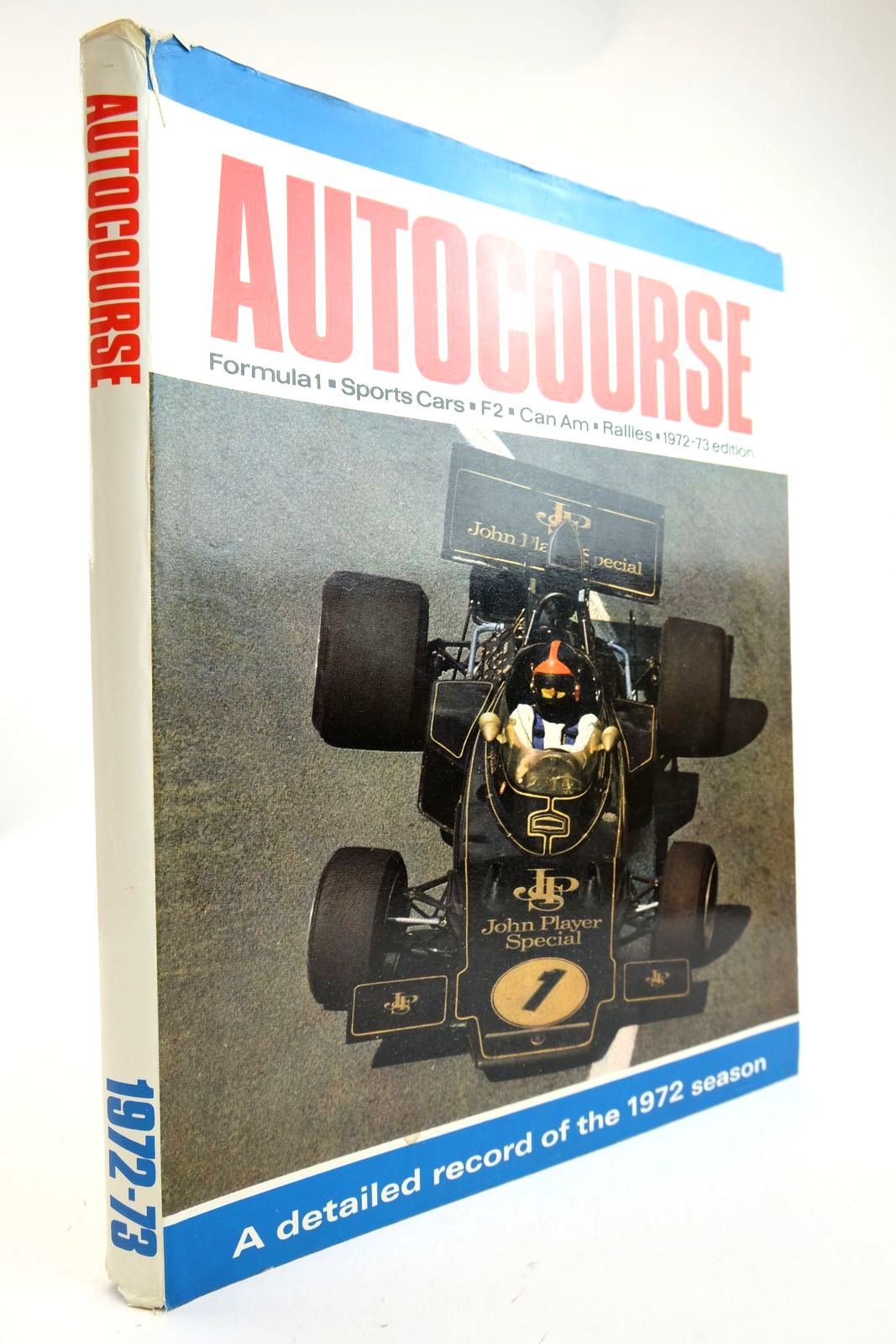 Photo of AUTOCOURSE 1972-73- Stock Number: 2132841