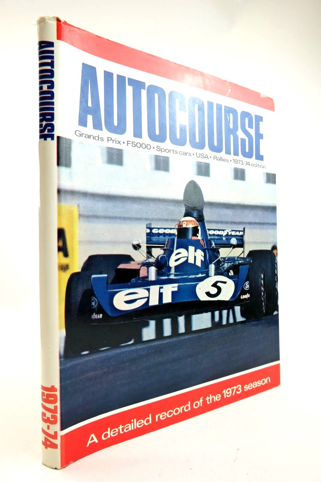 Photo of AUTOCOURSE 1973-74 written by Kettlewell, Mike published by Haymarket Publishing Limited (STOCK CODE: 2132842)  for sale by Stella & Rose's Books