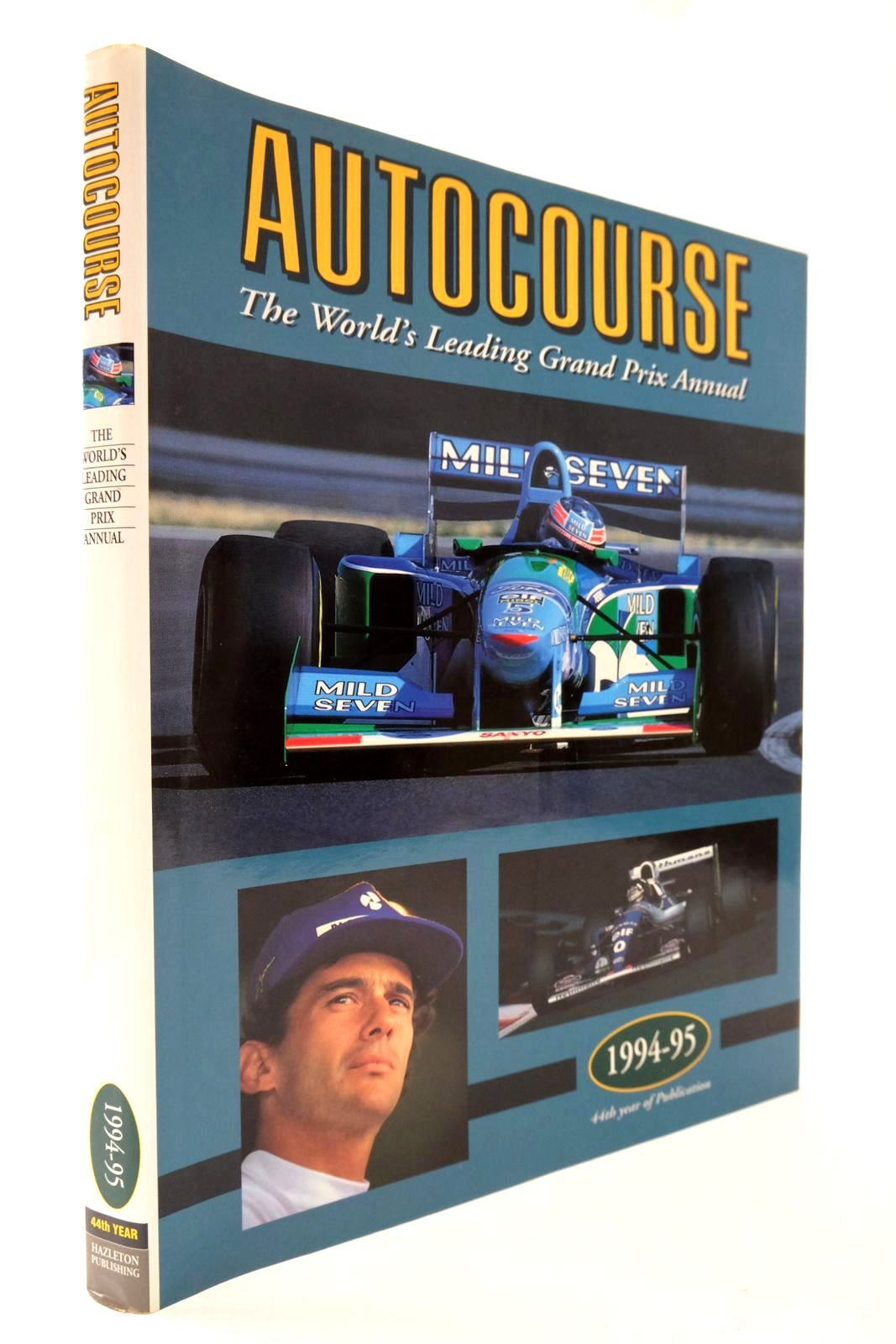 Photo of AUTOCOURSE 1994-95- Stock Number: 2132844