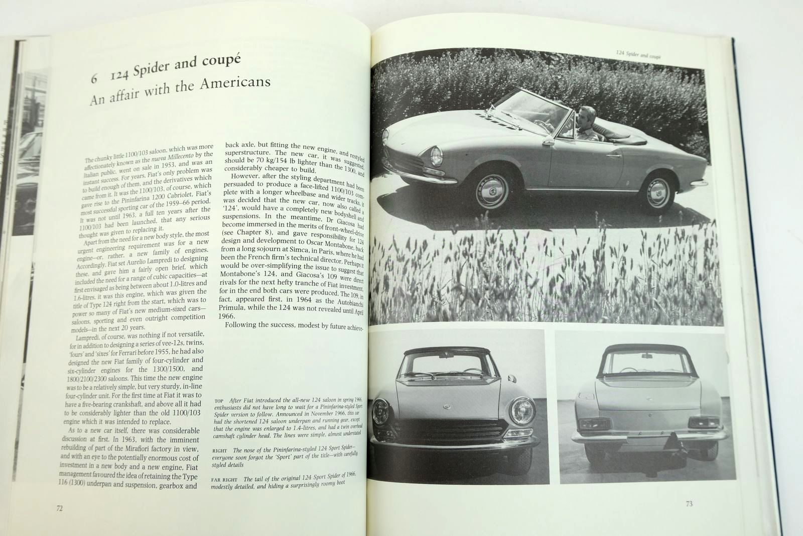 Photo of FIAT SPORTS CARS FROM 1945 TO THE XI/9 written by Robson, Graham published by Osprey Publishing (STOCK CODE: 2132847)  for sale by Stella & Rose's Books