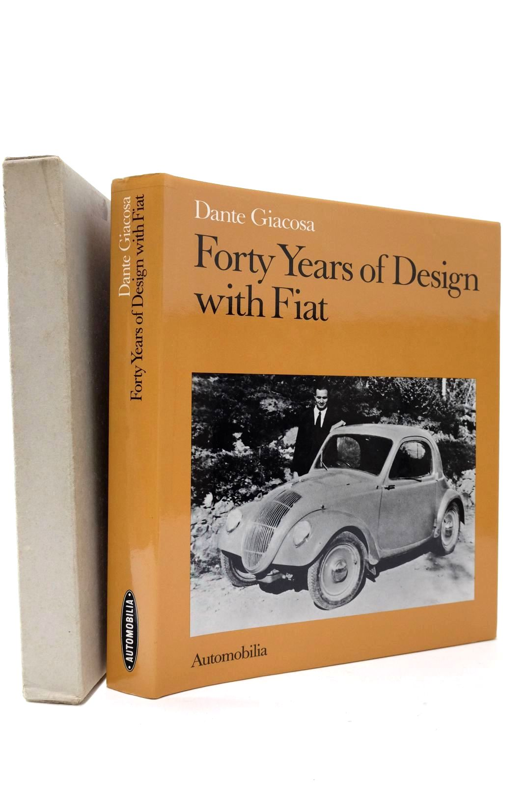 Photo of FORTY YEARS OF DESIGN WITH FIAT- Stock Number: 2132849