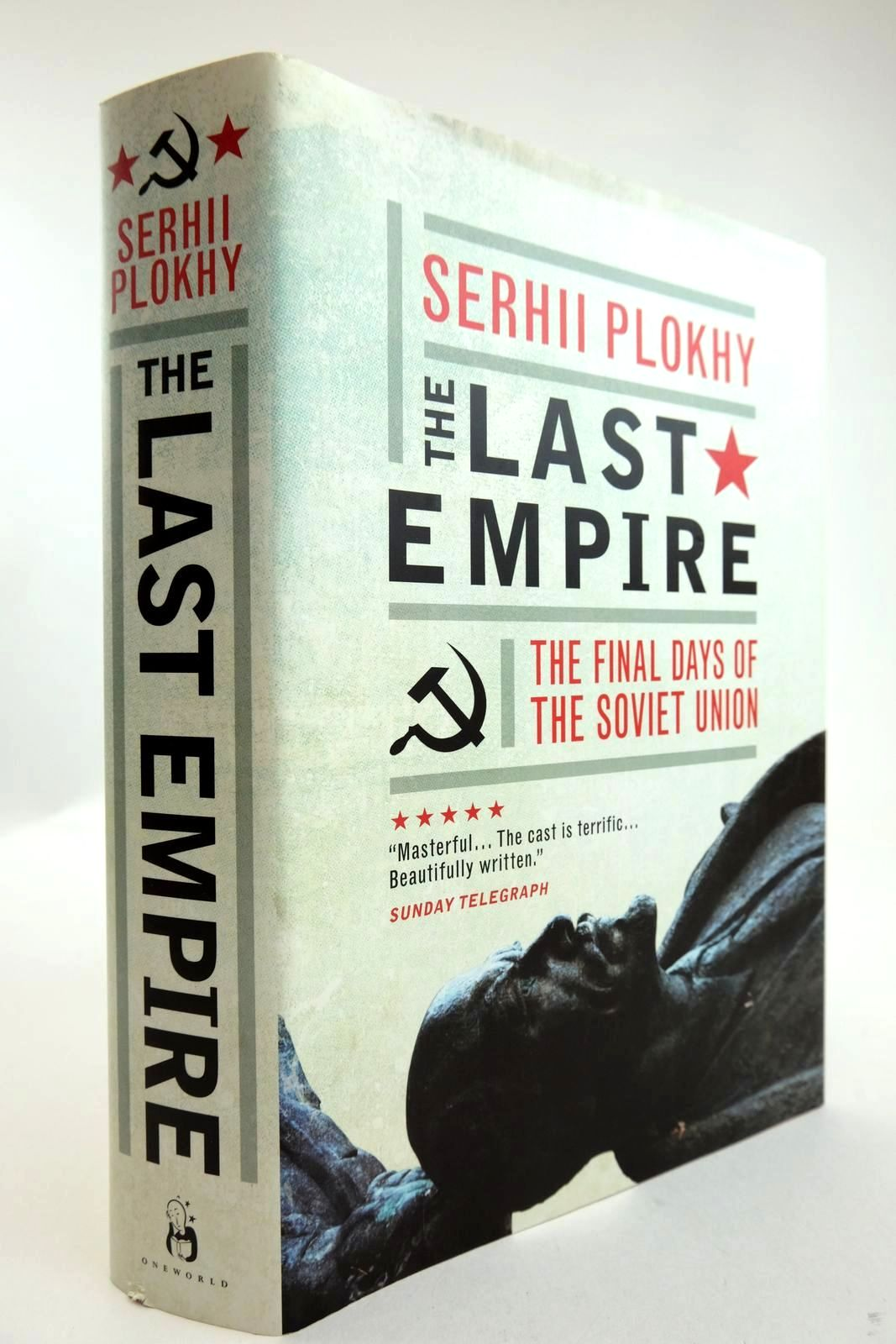 Photo of THE LAST EMPIRE THE FINAL DAYS OF THE SOVIET UNION- Stock Number: 2132854