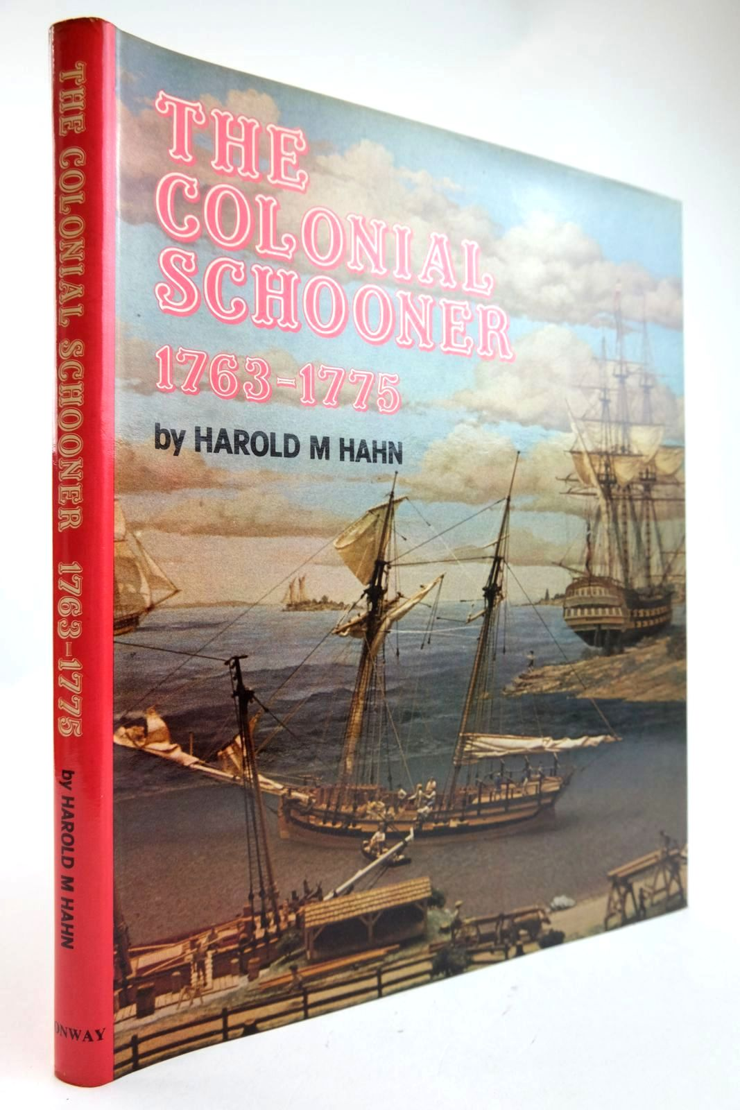 Photo of THE COLONIAL SCHOONER 1763-1775- Stock Number: 2132858