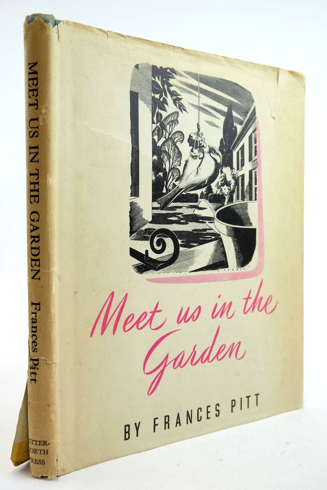 Photo of MEET US IN THE GARDEN- Stock Number: 2132865