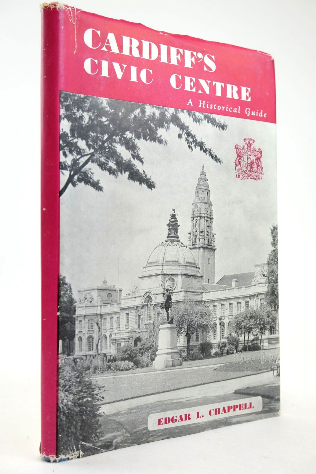 Photo of CARDIFF'S CIVIC CENTRE A HISTORICAL GUIDE- Stock Number: 2132866