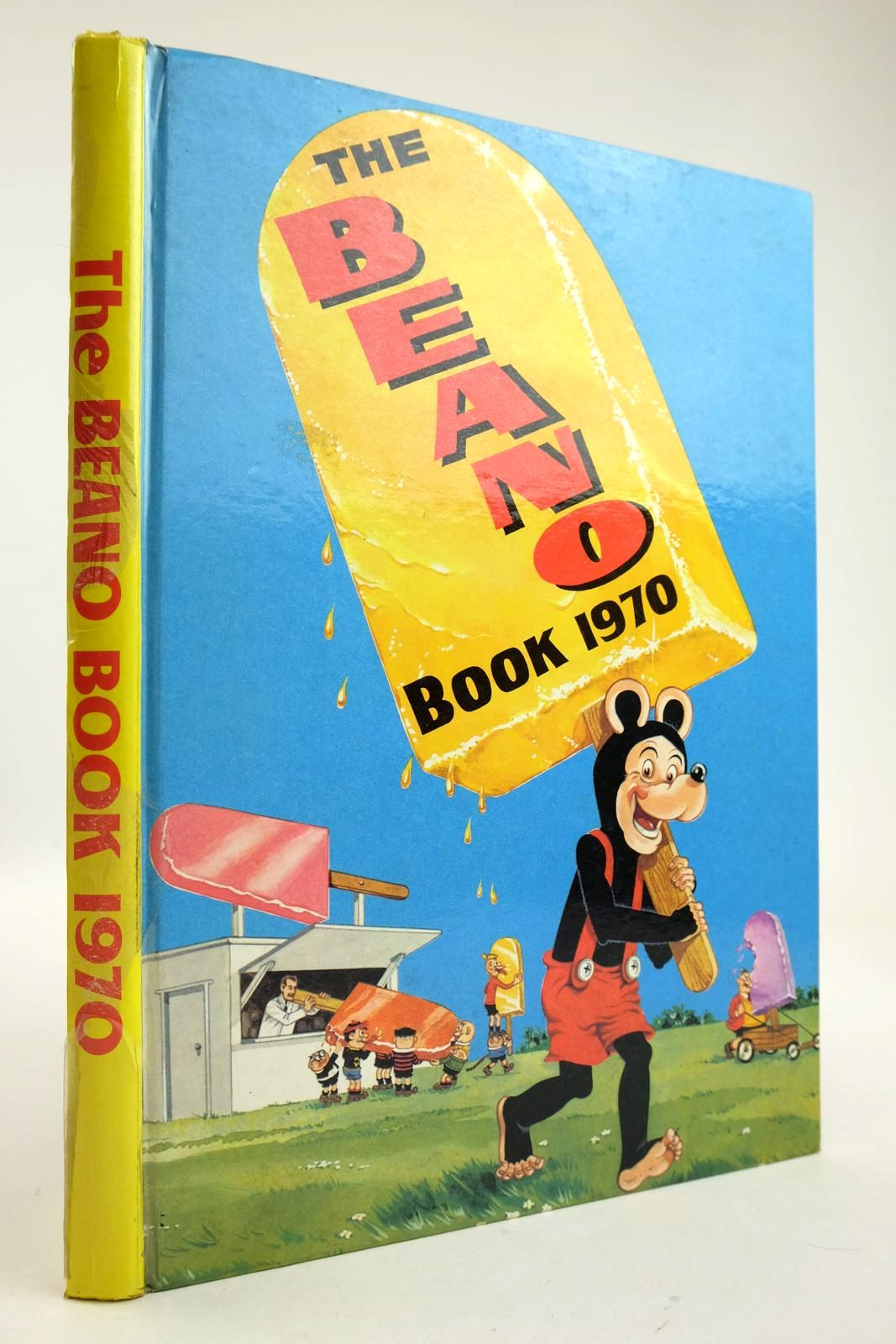 Photo of THE BEANO BOOK 1970- Stock Number: 2132877