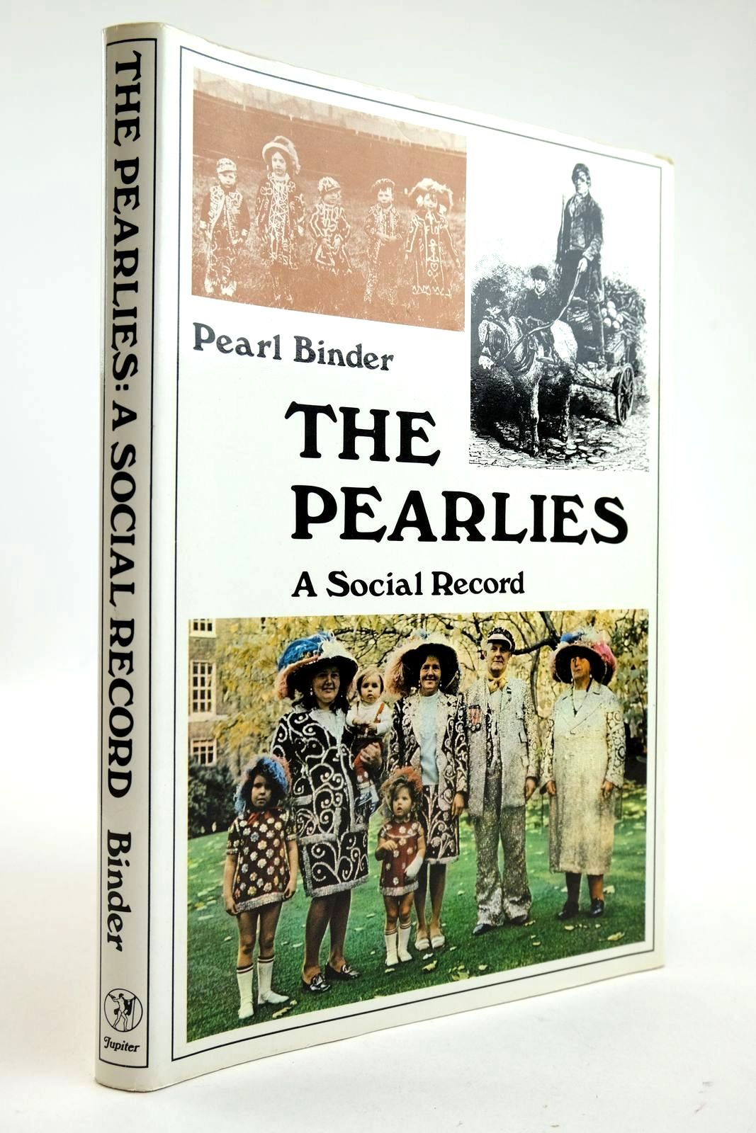 Photo of THE PEARLIES A SOCIAL RECORD written by Binder, Pearl published by Jupiter Books (STOCK CODE: 2132889)  for sale by Stella & Rose's Books