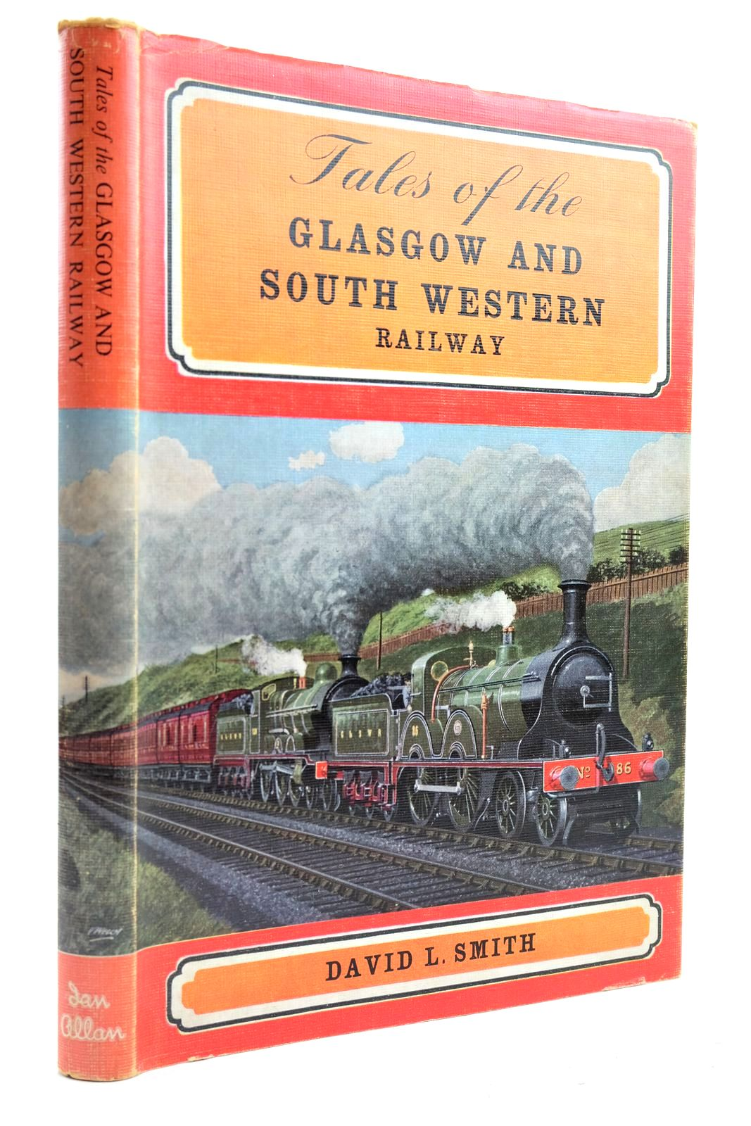 Photo of TALES OF THE GLASGOW AND SOUTH WESTERN RAILWAY- Stock Number: 2132895