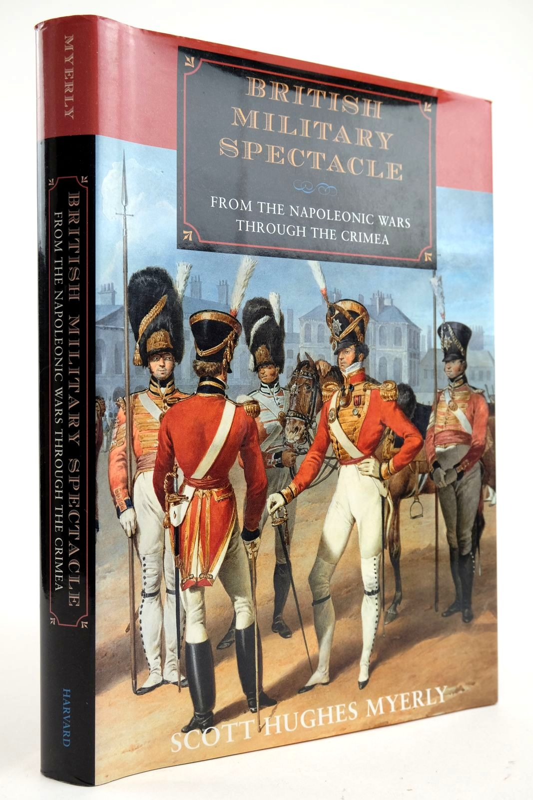 Photo of BRITISH MILITARY SPECTACLE FROM THE NAPOLEONIC WARS THROUGH THE CRIMEA- Stock Number: 2132896