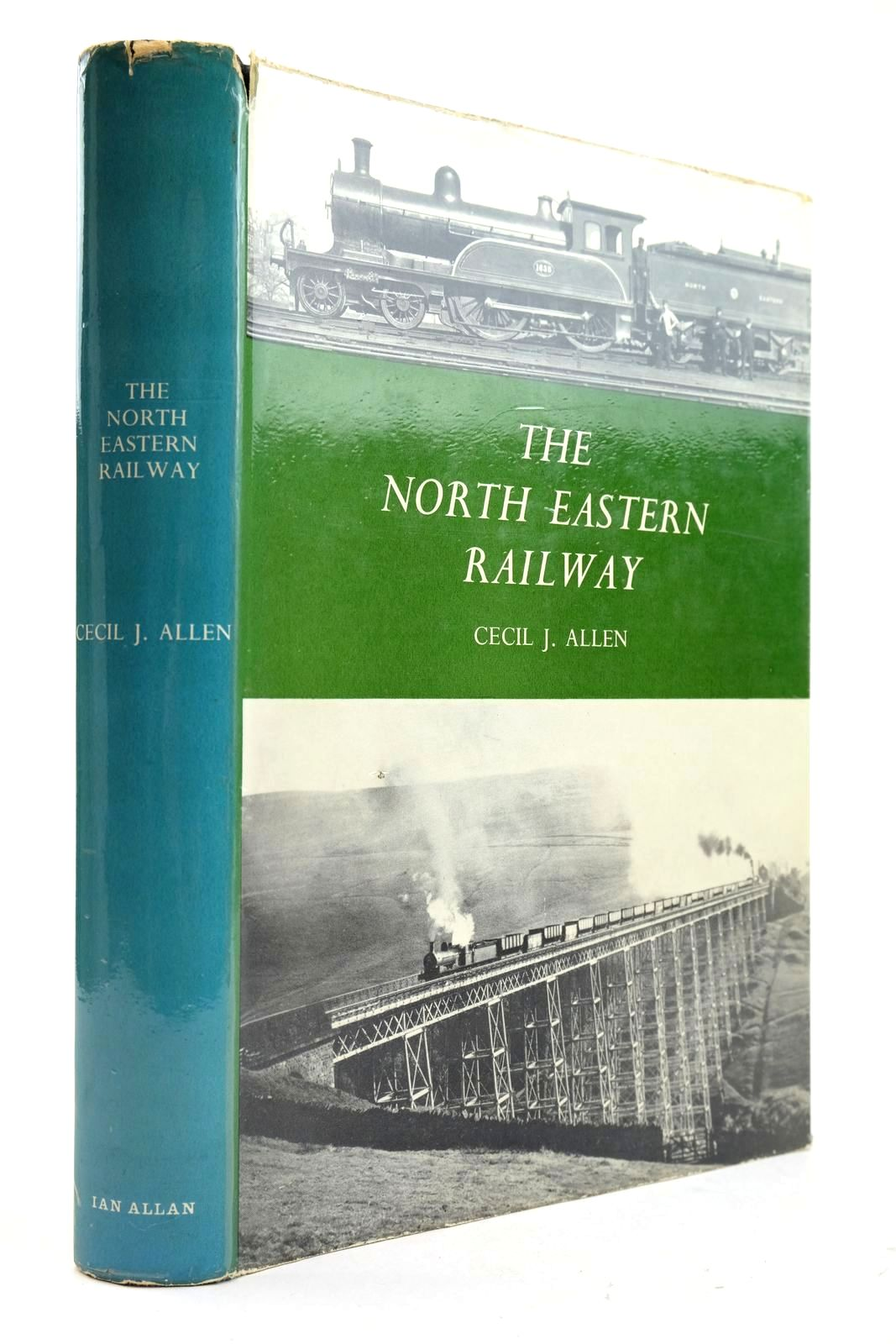 Photo of THE NORTH EASTERN RAILWAY written by Allen, Cecil J. published by Ian Allan (STOCK CODE: 2132899)  for sale by Stella & Rose's Books