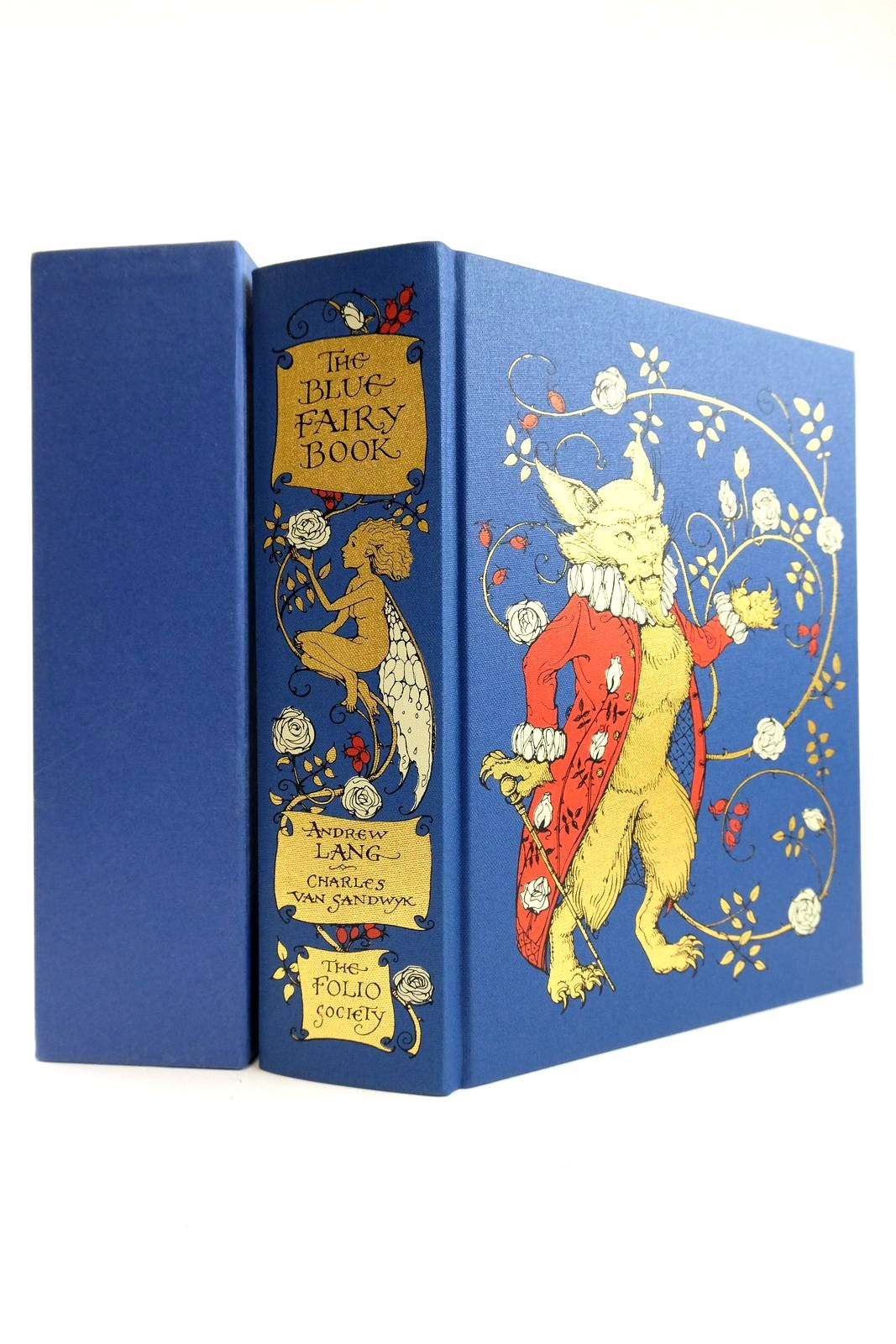 Photo of THE BLUE FAIRY BOOK- Stock Number: 2132901