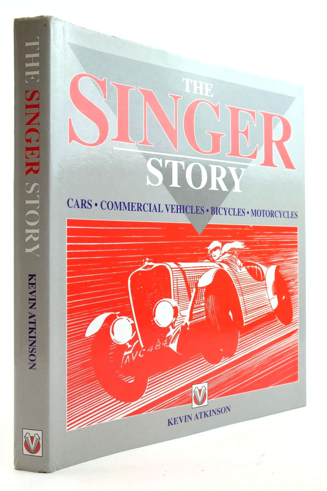 Photo of THE SINGER STORY- Stock Number: 2132904