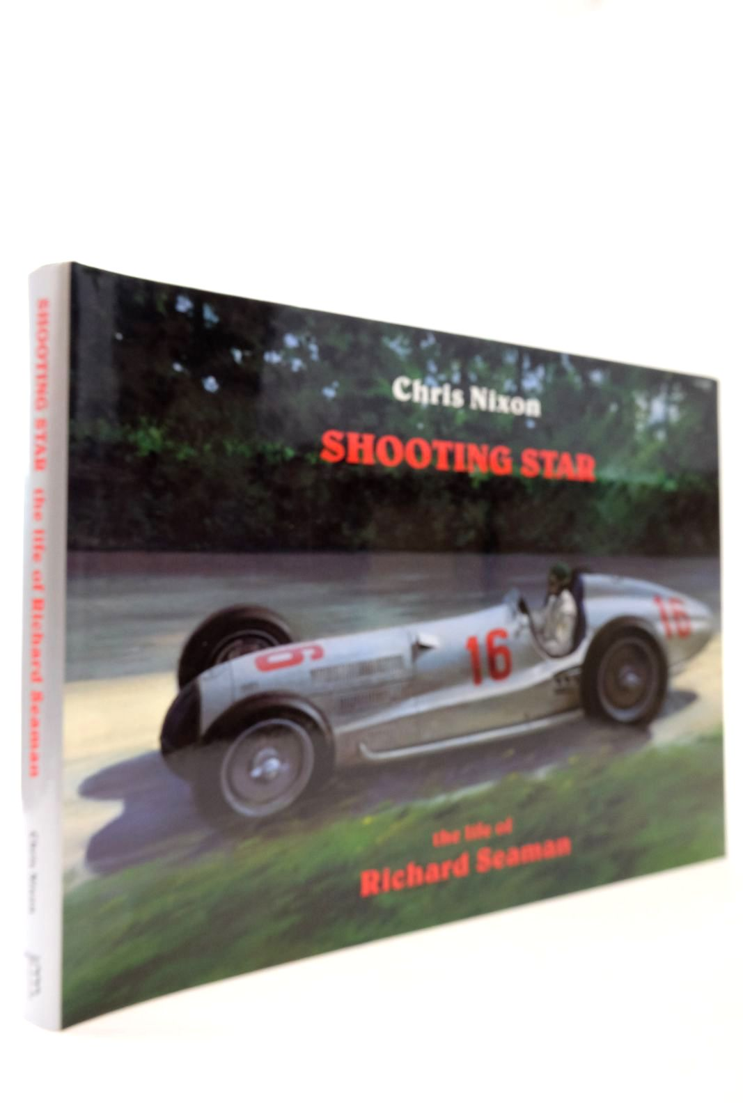 Photo of SHOOTING STAR THE LIFE OF RICHARD SEAMAN written by Nixon, Chris published by Transport Bookman Publications (STOCK CODE: 2132909)  for sale by Stella & Rose's Books