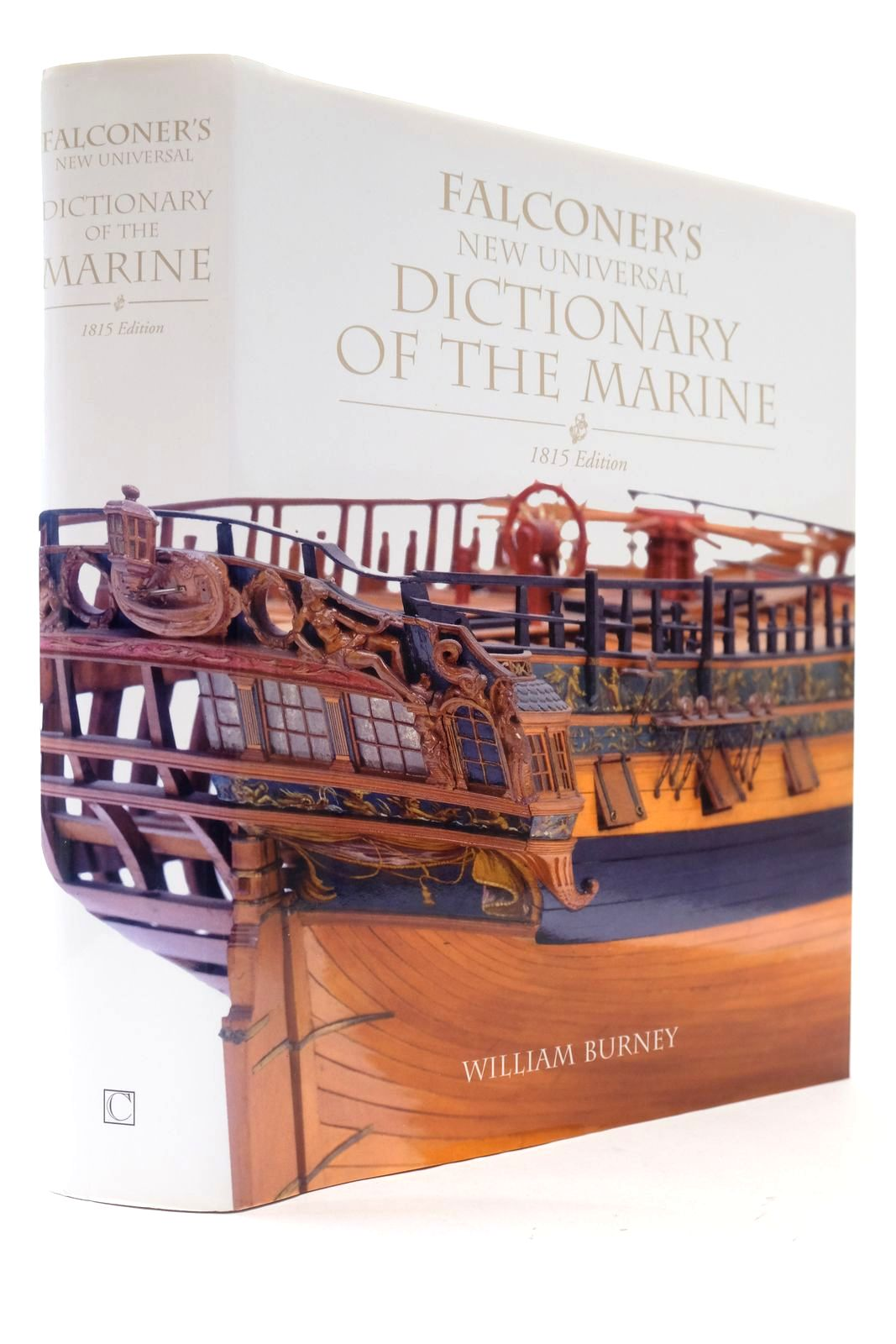 Photo of FALCONER'S NEW UNIVERSAL DICTIONARY OF THE MARINE- Stock Number: 2132926