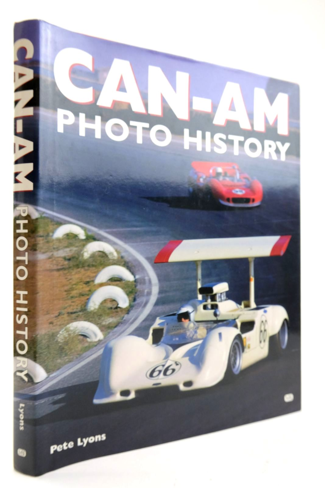 Photo of CAN-AM PHOTO HISTORY- Stock Number: 2132929