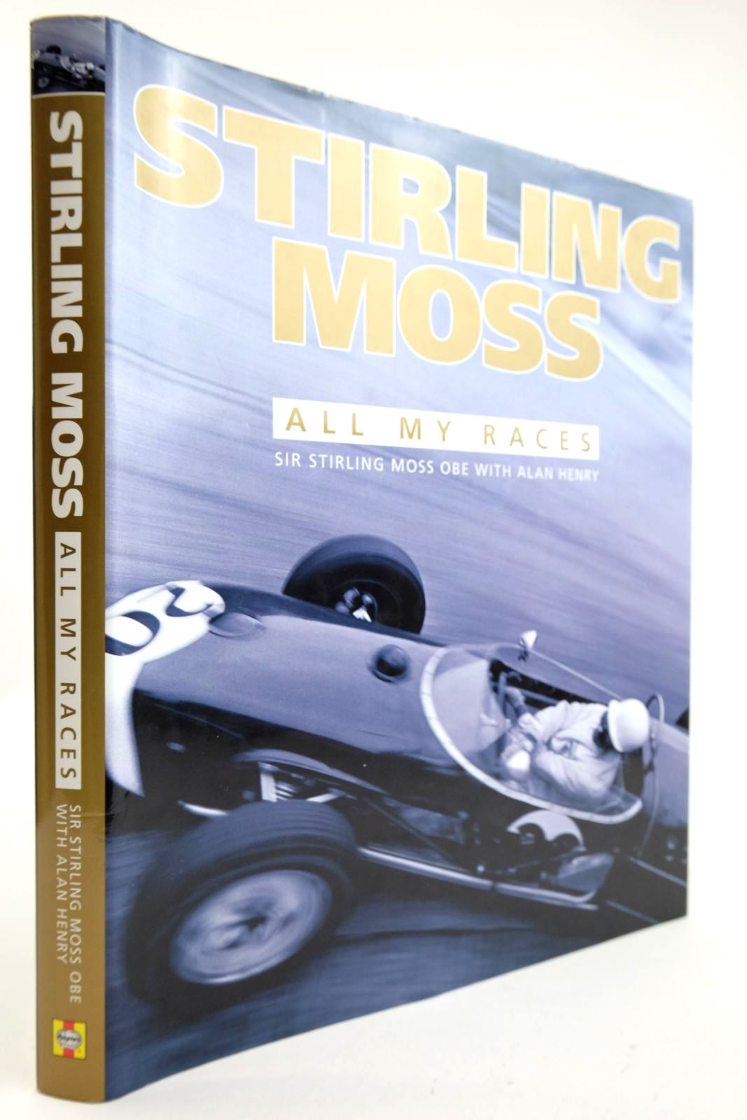 Photo of STIRLING MOSS: ALL MY RACES written by Moss, Stirling Henry, Alan published by Haynes Publishing (STOCK CODE: 2132931)  for sale by Stella & Rose's Books