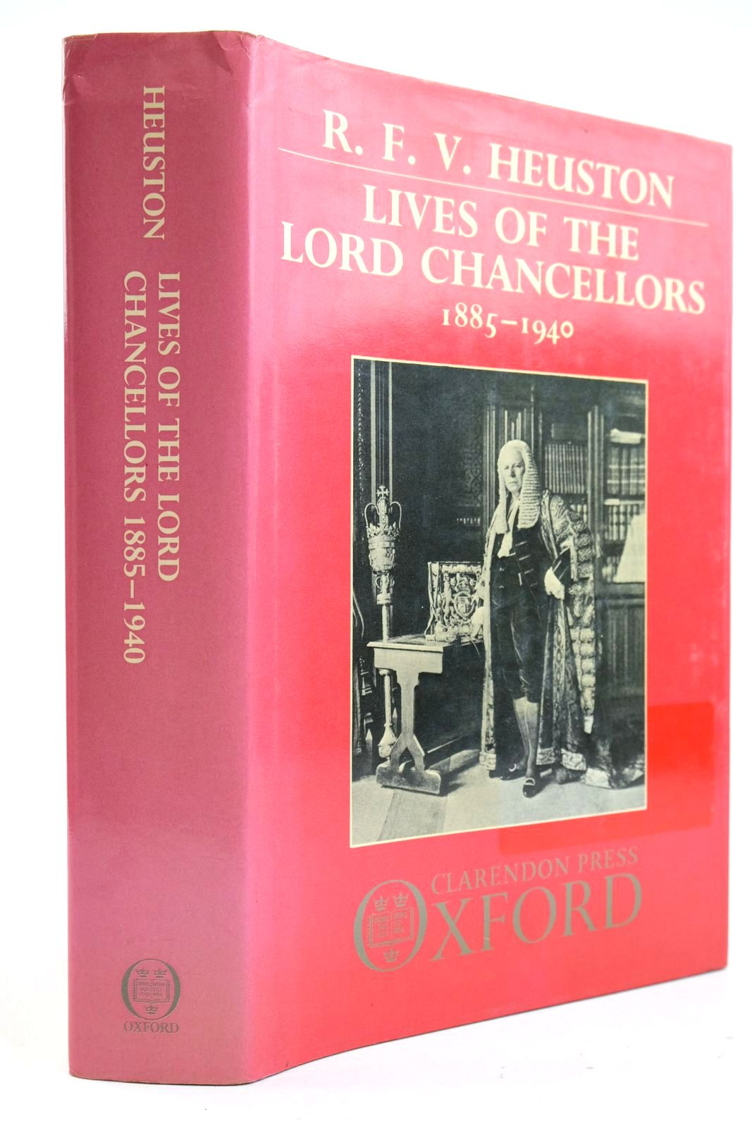 Photo of LIVES OF THE LORD CHANCELLORS 1885-1940- Stock Number: 2132945