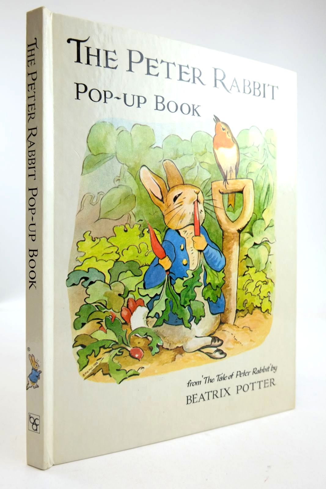 Photo of THE PETER RABBIT POP-UP BOOK written by Potter, Beatrix illustrated by Potter, Beatrix Twinn, Colin published by Book Club Associates (STOCK CODE: 2132950)  for sale by Stella & Rose's Books